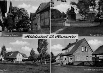 Postkarte Hiddestorf Vorderseite_b